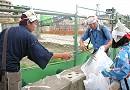 I LOVE YOKOHAMAのゴミ拾い合戦に体験参加しました!