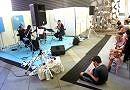 コンカード横浜で神奈川フィル弦楽四重奏のコンサート!