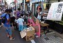 川崎小田銀座商店街でナイトバザール参加!