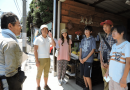 三浦半島食彩ネットワーク~三浦半島の魅力を視察