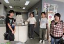 8月6日小田銀座を訪問しました。