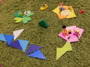 折り紙模型